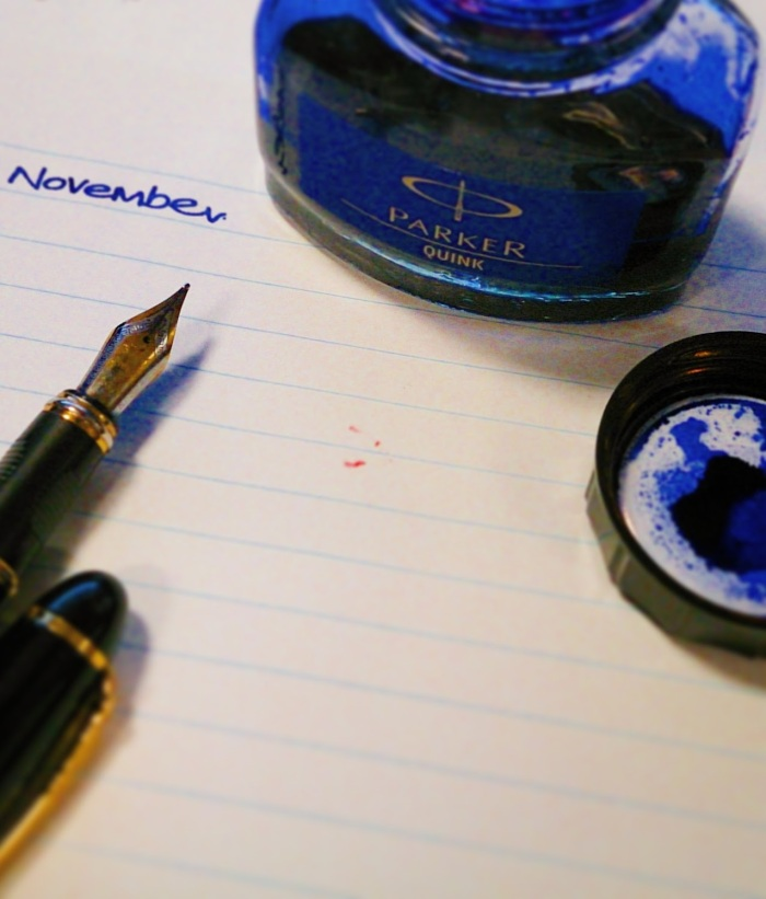Why I use fountain pens